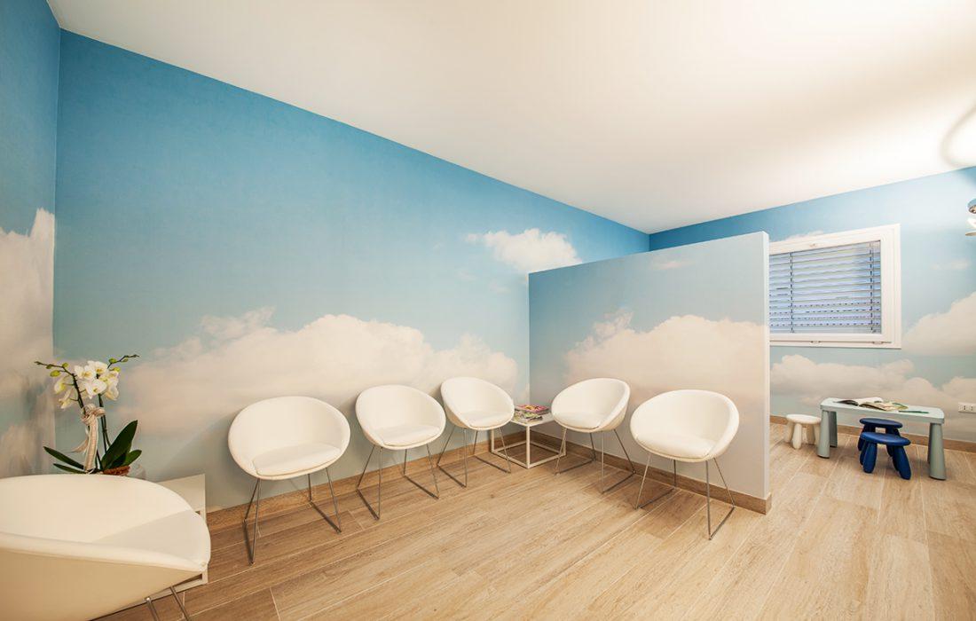 Paola Favretto © Venezia, sala d'attesa